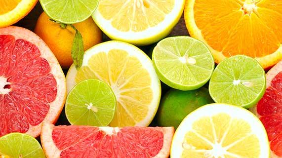 감귤류 과일