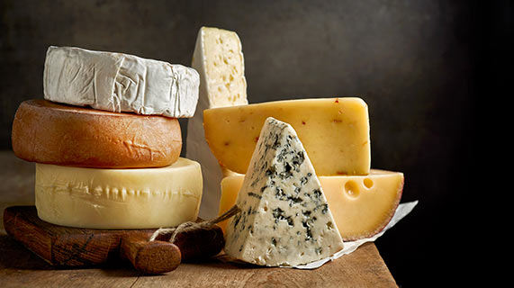 Benefícios do queijo para a saúde