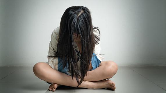 Depressão infantil