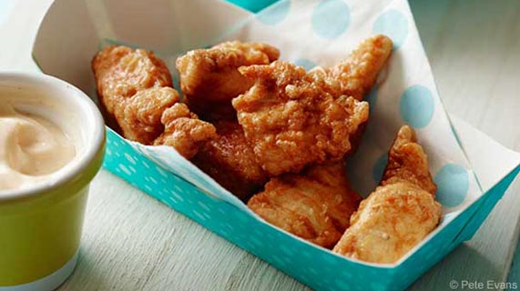 치킨 너겟