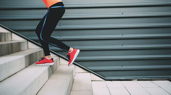 scale attività fisica