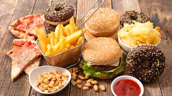 cibo come medicina