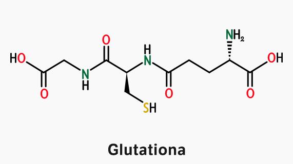 Deficiência de glutationa