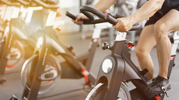실내 자전거