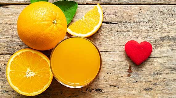 vitamina c per il cuore