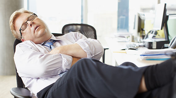 sonnolenza postprandiale