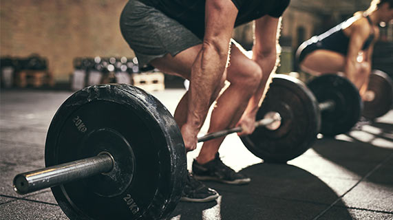 allenamento di forza