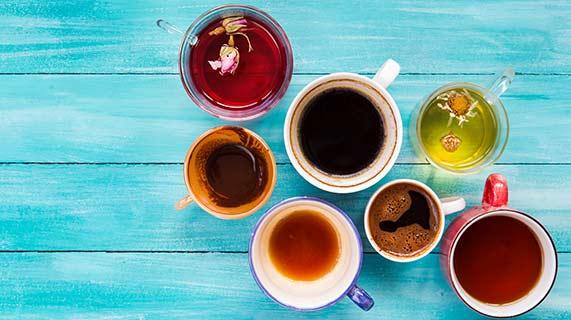 차와 커피
