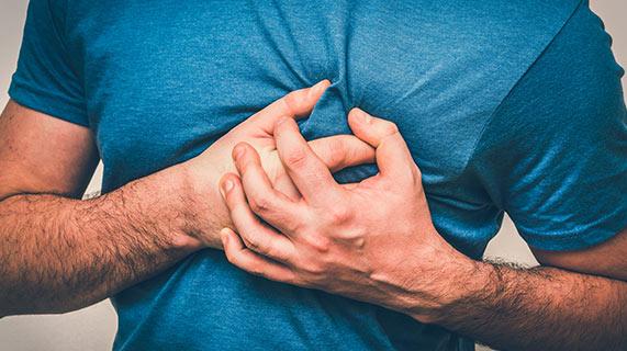 fatores de risco para ataque cardíaco