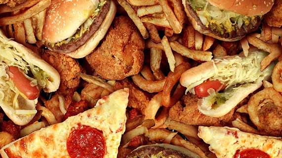 aliments transformés
