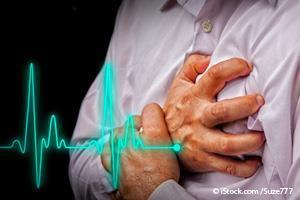 심장마비 중 신체에서 일어나는 일은?