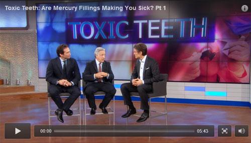 Toxic Teeth Are Mercury Fillings