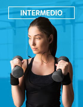 Fitness Plan Intermediate