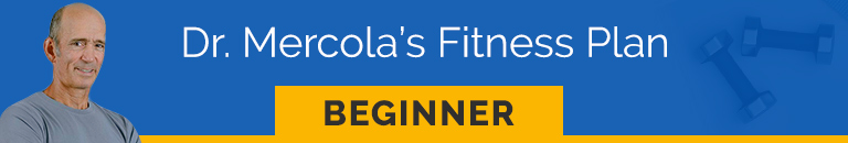 Fitness Plan - Beginner