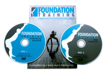 Foundation Training DVD