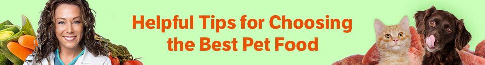 Les meilleurs conseils pour les aliments pour animaux de compagnie du Dr Becker
