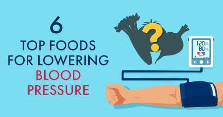 6 Top Foods for Lowering Blood Pressure