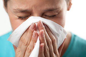 How to Get Rid of a Stuffy Nose