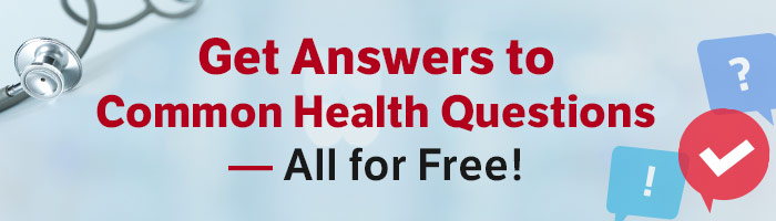 Most Popular Health Questions – Free Guide