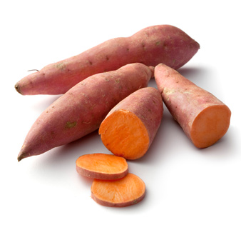 Süßkartoffels