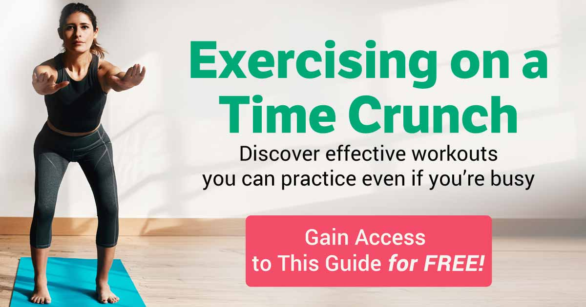 Download Dr. Mercola's Exercising on a Time Crunch for Free